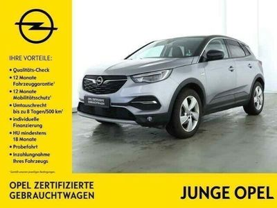 gebraucht Opel Grandland X INNOVATION 1.2 Turbo Automatik Voll-