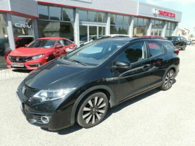 used Honda Civic Tourer Elegance 1,6