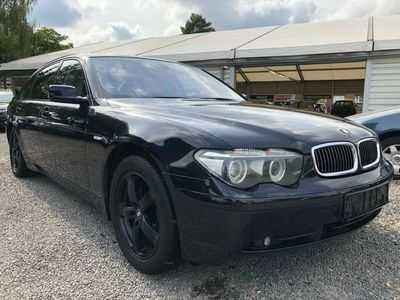 gebraucht BMW 745L i individual