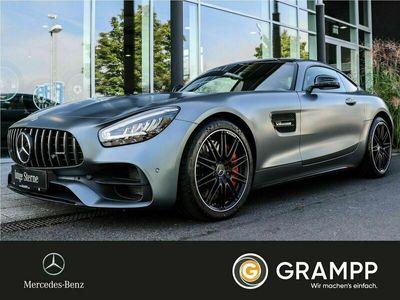 gebraucht Mercedes AMG GT S Mercedes- AMG-Sitz/Night/Burmester