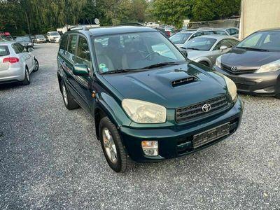 gebraucht Toyota RAV4 2.0 D-4D Special 4X4
