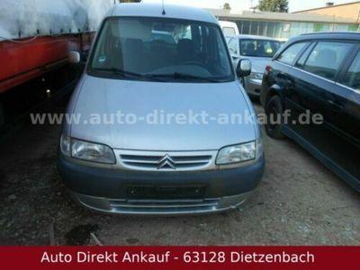 gebraucht Citroën Berlingo Kombi 1.4 *Klima*Keine Papiere