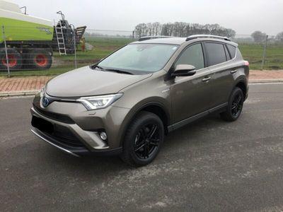 used Toyota RAV4 2.5 4x2 Hybrid Style Selection