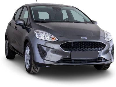 gebraucht Ford Fiesta FiestaConnected 1.0 EcoBoost +WINTER-PAKET +5J GARANTIE