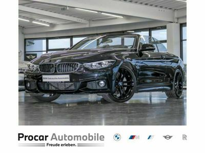 """gebraucht BMW 440 i CABRIO Aut M-Sport Navi HuD h&k LED RFK 19"""""""
