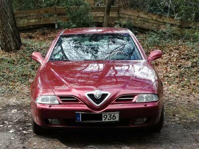 gebraucht Alfa Romeo 166 3.0 V6 24V