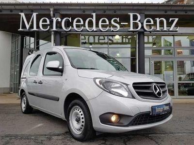 gebraucht Mercedes Citan 109 CDI Tourer lang+KLIMA+SHZ+RADIO