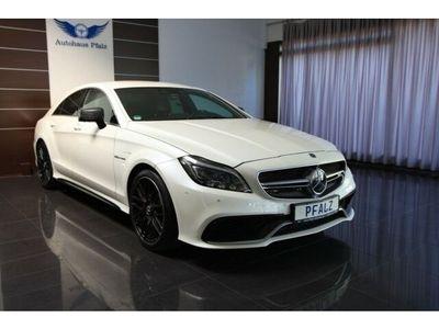 gebraucht Mercedes CLS63 AMG AMG S 4M CARBON PAKET! GELEGENHEIT!