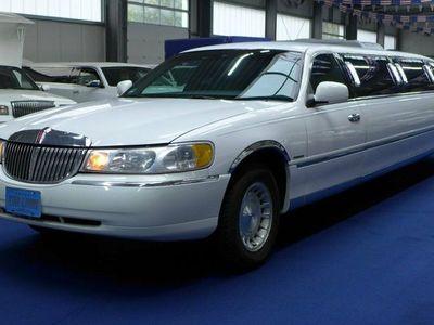 gebraucht Lincoln Town Car Stretchlimousine 120 Krystal