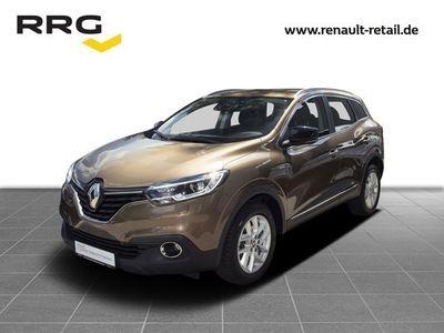 gebraucht Renault Kadjar 1.2 TCe 130 LIMITED AUTOMATIK Automatik, Navi, kl
