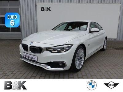 gebraucht BMW 440 i Gran Coupé Luxury Line Bluetooth HUD Navi