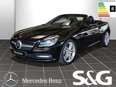gebraucht Mercedes SLK250 CDI Sport-Paket Navi/Pano/Distr./Totwink