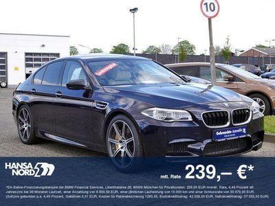 gebraucht BMW M5 Competition HUD HGSD H/K LED NAVIGATION