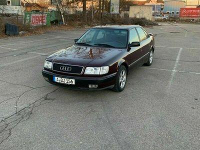 gebraucht Audi 100 Verkaufe einenc4 2.3 E 5 Zylinder