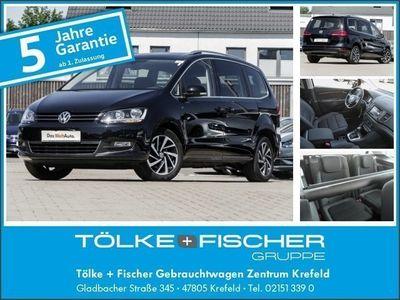 gebraucht VW Sharan 2.0 TDI BMT Join DSG 7-Sitzer AHK Navi