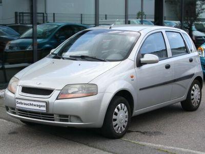 gebraucht Chevrolet Kalos 1.4 SE Klimaanlage Radio