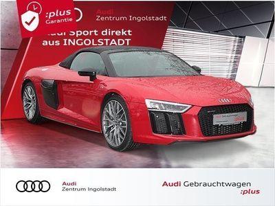 gebraucht Audi R8 Spyder V10 plus 5.2 FSI qu LASER B&O 20 Zoll
