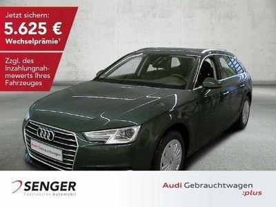 gebraucht Audi A4 Avant Design 1,4TFSI GRA AHK-Schwenkbar Navi