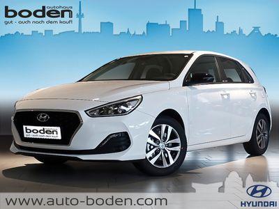 gebraucht Hyundai i30 5-Türer 1.0 T-GDi Sonderedit. YES! NAVI PDC