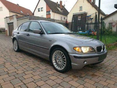gebraucht BMW 316 e46 i AHK Sitzheizung Schiebedach