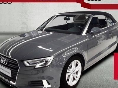 """gebraucht Audi A3 Cabriolet sport 35 TFSI *NAVI*XENON*AHK*17""""*"""