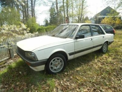 gebraucht Peugeot 505 Turbo Injection