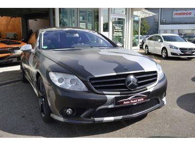 używany Mercedes CL500 Xenon,Navi,Schiebedach
