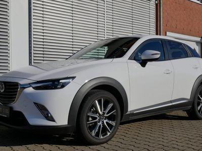 gebraucht Mazda CX-3 2.0l 120 PS FWD Sports-L. + Tec.-P.