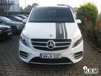 gebraucht Mercedes 250 V-Klasse EDITIONL AMG Line,Navi, AHK 2,5t