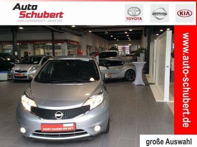 gebraucht Nissan Note 1.2 acenta +NAVI+KLIMAAUTOM.+SITZHEIZUNG
