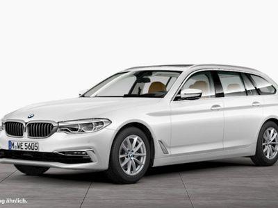 gebraucht BMW 520 d Touring Luxury Line Komfortsitz Head-Up ACC