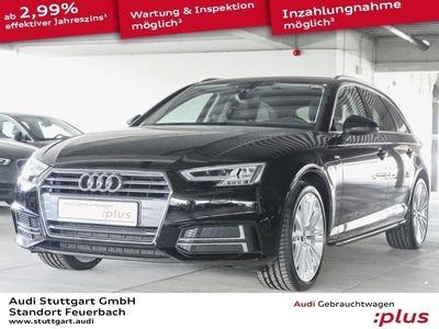 gebraucht Audi A4 Avant Sport 1.4TFSI S line selection LED Navi