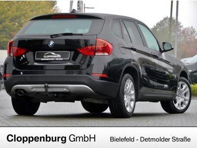 gebraucht BMW X1 18d xDrive Aut. AHK Temp. Radio Prof.