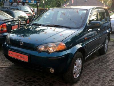 brugt Honda HR-V 4wd ♦ AUTOMATIK ♦ AHK ♦ Scheckheft