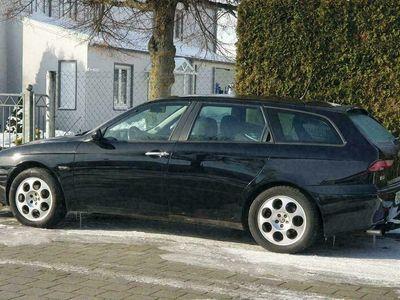 gebraucht Alfa Romeo 156 Sportwagon 1,9 JTD zu verka... als Kombi in Ingolstadt