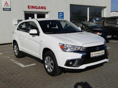 used Mitsubishi ASX BASIS 1,6 l MIVEC ClearTec 2WD