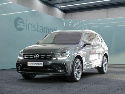 gebraucht VW Tiguan Allspace Tiguan2.0 TDI Comfortline R-Line BMT