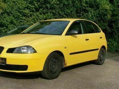 gebraucht Seat Ibiza 1,4l 5-T; 8-fach bereift