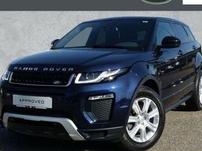 gebraucht Land Rover Range Rover evoque 2.0 Si4 SE Dynamic Automatik