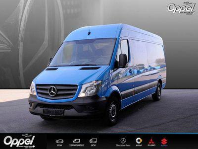 käytetty Mercedes Sprinter 314 CDI HKA Maxi +Klima+Beif.-2 Sitzer+ BC