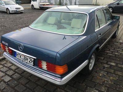 gebraucht Mercedes 380 Autom. Sammlerzustand MB-Scheckheft 92tkm
