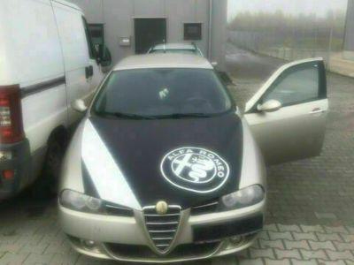 gebraucht Alfa Romeo 156 Sportwagon 2.0 JTS Selespeed Distinctive