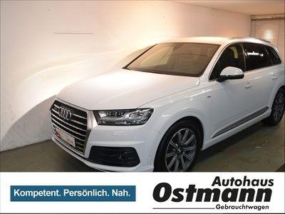 used Audi Q7 3.0 TDI quattro Matrix-LED*S-Line-Sport+*Nachtsichtsyst.*