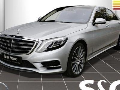 gebraucht Mercedes S600 L/AMG-Plus/MagicBodyCo./20/Sitzkli/Headup