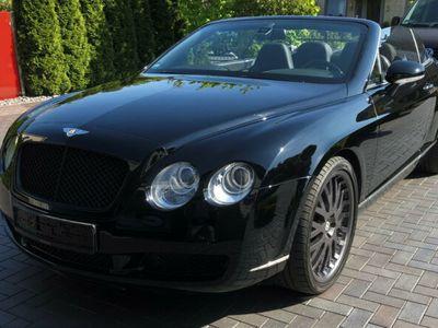 gebraucht Bentley Continental GTC Cabrio