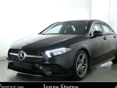 gebraucht Mercedes A250 AMG Sport Prem Navi MBUX LED Pano 18''