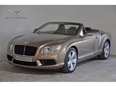 gebraucht Bentley Continental GTC V8 // DÜSSELDORF