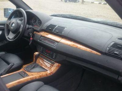 gebraucht BMW X5 3.0 d Panorama Leder Xenon AHK TÜV NEU