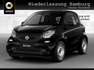 gebraucht Smart ForTwo Coupé 52kW DCT cool&Audio Komfort Tempom