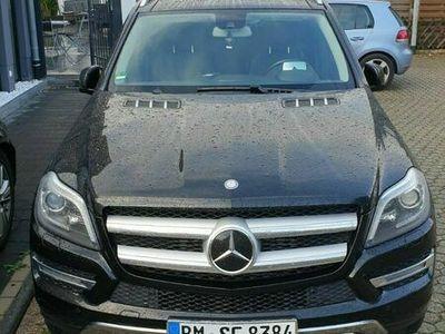 gebraucht Mercedes GL350 BlueTEC 4Matic 7G-TRONIC #2Jahre Garantie
